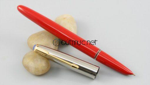 Bút mực Kim Tinh Hero 616 – 2014 màu đỏ