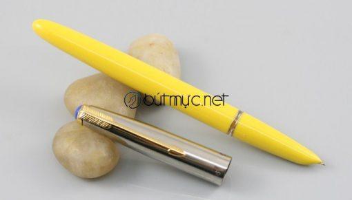 Bút mực Kim Tinh Hero 616 – 2014 màu vàng