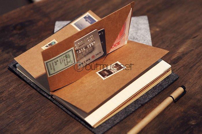 Midori Paper Case Included