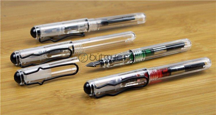 Cài bút nổi bật hơn và dễ gây chú ý