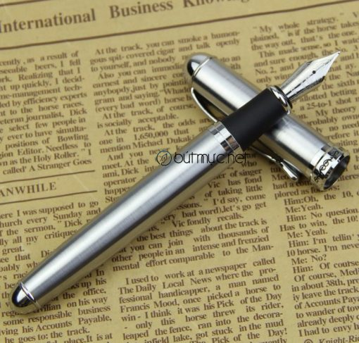 Jinhao X750 Silver Stainless Steel