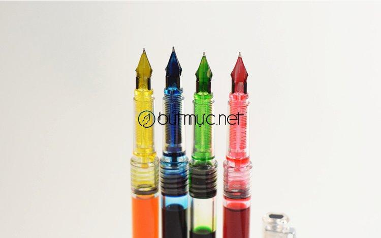 Màu sắc của mực quyến rũ hơn với SKB F10