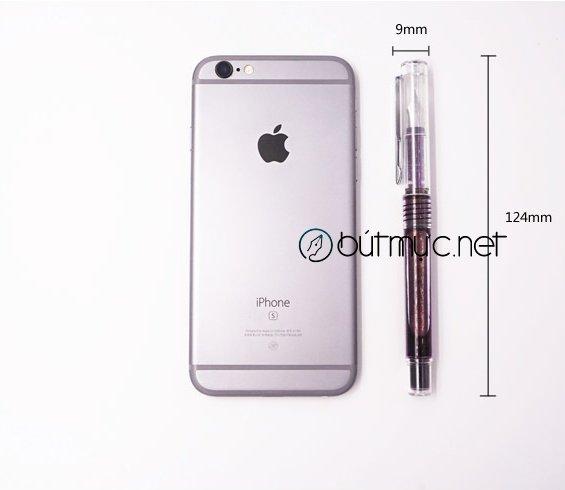 Kích thước SKB F10 tương đương iPhone