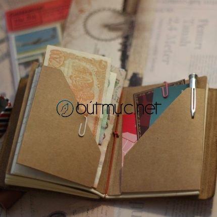 Phụ kiện sổ Midori cỡ hộ chiếu